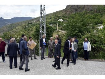 Trabzon Tabiat Ve Kültür Varlıklarını Koruma Kurulu Süleymaniye Mahallesinde Toplandı