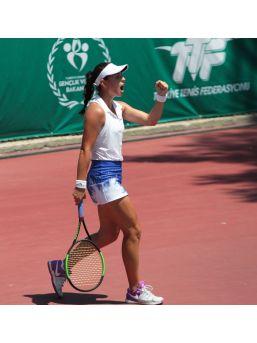 Ayla Aksu, Yarı Finalde