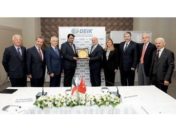 Kuveyt İle İkili Ticaret Hacminde Hedef; 3 Milyar Dolar