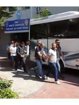 İnsan Kaçakçılığı Şebekesine Operasyon: 12 Tutuklama
