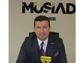 Müsiad İzmir Başkanı Ülkü'den Ramazan Bayramı Mesajı