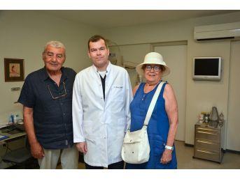 Sarı Nokta Hastalığı İçin İzmir'de Bir İlk