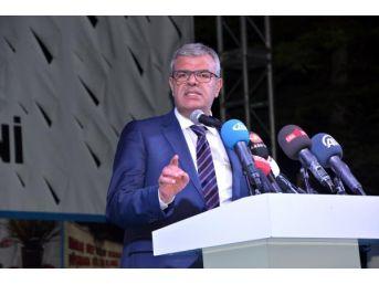 Başbakan Yardımcısı Kaynak: Türkiye, Yan Gelip Yatma Yeri Değildir