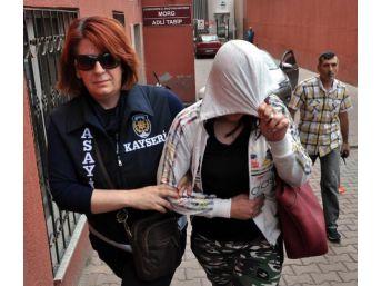 Kayseri'deki Fuhuş Operasyonunda 2 Kişi Tutuklandı