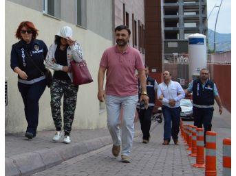 Kayseri'deki Fuhuş Operasyonunda İki Tutuklama