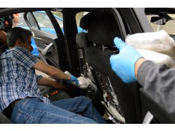 Kırıkkale'de 20 Kilo Eroin Ele Geçirildi