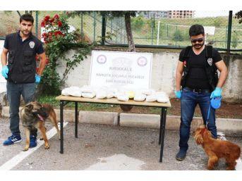 Kırıkkale'de Eroin Operasyonu, 2 Zanlı Gözaltında