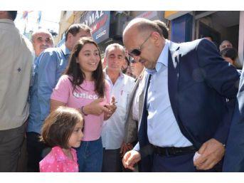 Bakan Lşık, Gebze'de Partililerle Baramlaştı