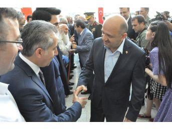 Bakanı Işık, Ak Parti Kocaeli İl Teşkilatı Ve Kent Bayramlaşmasına Katıldı