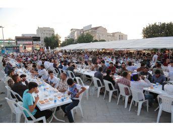 Ramazan Ayı Boyunca Yaklaşık 100 Bin Kişiye İftar Verildi