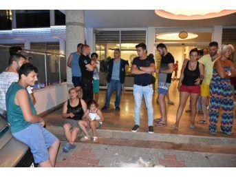 Marmaris'te Otel Kapısında Kalan Tatilciler Muhatap Bulamadı