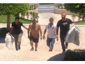 Marmaris'te Uyuşturucu Operasyonuna 2 Gözaltı