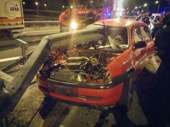 Terhis Olan 2 Asker Kazada Hayatını Kaybetti