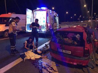 Terhis Olan 2 Asteğmen Kazada Yaşamını Yitirdi...