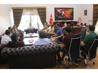 Akdeniz Gazeteciler Federasyonu Genel Kurul Toplantısı
