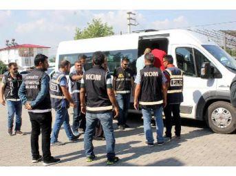Osmaniye'de Fetö'den 7 Tutuklama