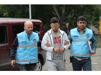 Samsun'da Sokak Ortasında 3 Kişinin Vurulması Olayına 1 Tutuklama