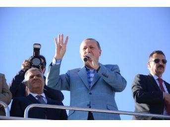 Erdoğan: Rabia'yı Kılıçdaroğlu Ve Kandil'in Atıkları Bilmez