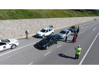 81 İlde Eş Zamanlı Trafik Güvenliği Uygulaması