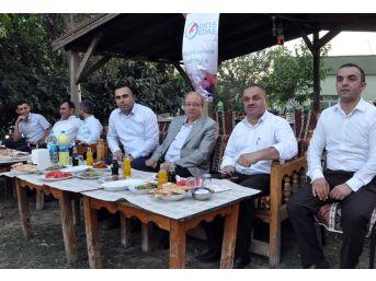 Dicle Elektrik Çalışanları Şırnak'taki İftarda Buluştu