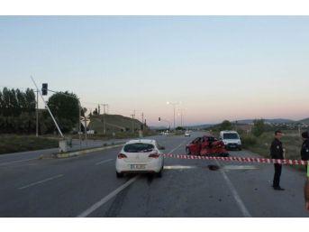 Sivas'taki Trafik Kazasında Yaralanan 3 Yaşındaki Çocuk Öldü