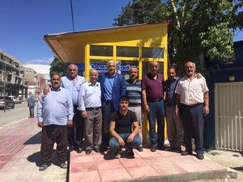 Tuğrul'dan Şoför Esnafına Bayram Ziyareti