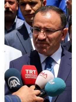"""Bakan Bozdağ: """"gülen'in Yaptığı Açıklamaların Türkiye'de Genel Başkan Düzeyinde Avukatlığını Chp Yapmaktadır"""""""