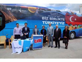 Yozgat'ta 4 Bin 560 Kişi İstihdam Edildi