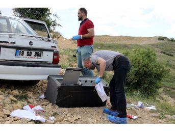 Yozgat'ta Çaldıkları Araçla Fırıncıyı Soydular