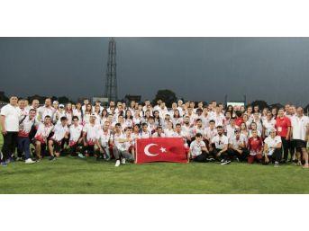 Atletizm Balkan Şampiyonası'nda Türkiye 27 Madalya Kazandı