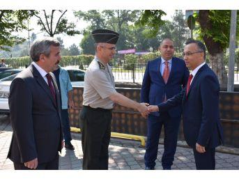 Karabük Valisi Kemal Çeber Görevine Başladı