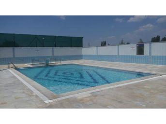 Esire Termal Turizm Merkezinde Termal Havuz Sezonu Açıldı