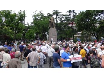 Chp'nin Doğu Karadeniz Teşkilatları, 'adalet Yürüyüşü' Için Buluşacak