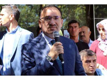 Bakan Bozdağ: Kılıçdaroğlu'nunCezaevi Iddiası Iftiradır / Fotoğraflar