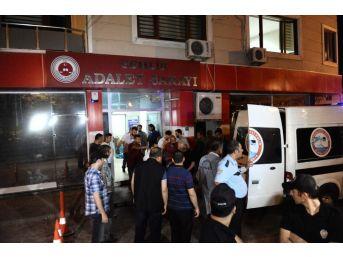 Polisi Şehit Eden Şahsın Cesedi Adli Tıp Morguna Kaldırıldı
