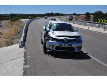 Kamyonetinin Brandasını Bağlarken Otomobilin Çarptı, Öldü