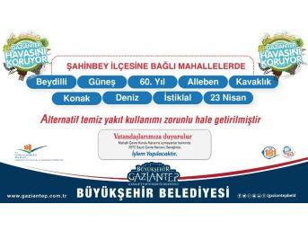 Gaziantep 'temiz Yakıt' Kullanımında İddalı
