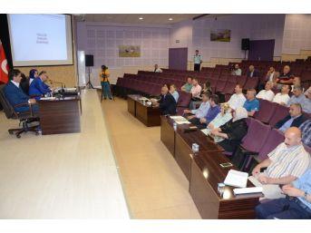 Kartepe Belediyesi'nin Temmuz Meclisi Toplandı