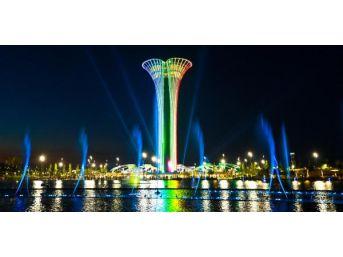 'expo Kulesi' Dünya Mimarlık Festivali'nde Finale Kaldı