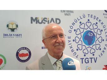 """Mehmet Okyay: """"ehl-i Sünnetin Dışında Olan Sapık İdeolojiler Devletine İsyan Eder"""""""