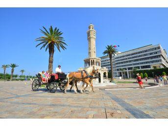 İzmir'de 'alo Fayton' Dönemi