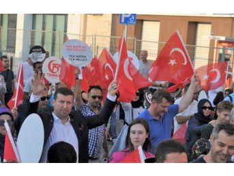 Müsiad, Tam Kadro 'demokrasi Nöbeti'nde
