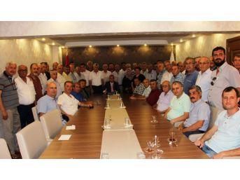 Esnaflar Türkiye'nin Geleceğine Güveniyor