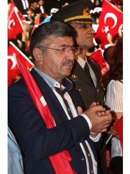 Başkan Akdoğan'dan 15 Temmuz Demokrasi Ve Milli Birlik Günü Mesajı