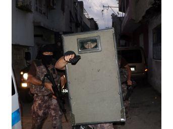 Adana'da Hükümlü Operasyonu