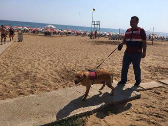 Antalya'da Plajlarda Güvenlik Önlemi Artırıldı