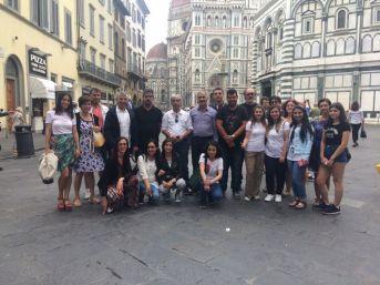 Ahlatlı Eğitimciler İtalya'da