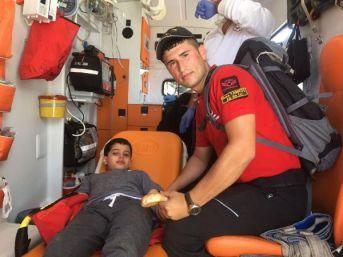 Uludağ'Da Kaybolan Katarlı İbrahim, 18 Saat Sonra Bulundu- Yeniden