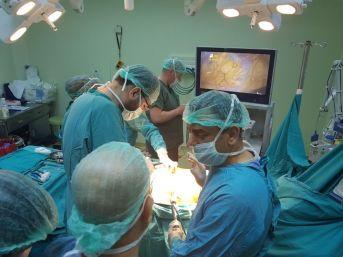 Çanakkale'de 2016 Yılında 409 Kanser Ameliyatı Yapıldı