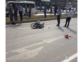 Çan'da Trafik Kazası: 1 Ölü, 1 Yaralı